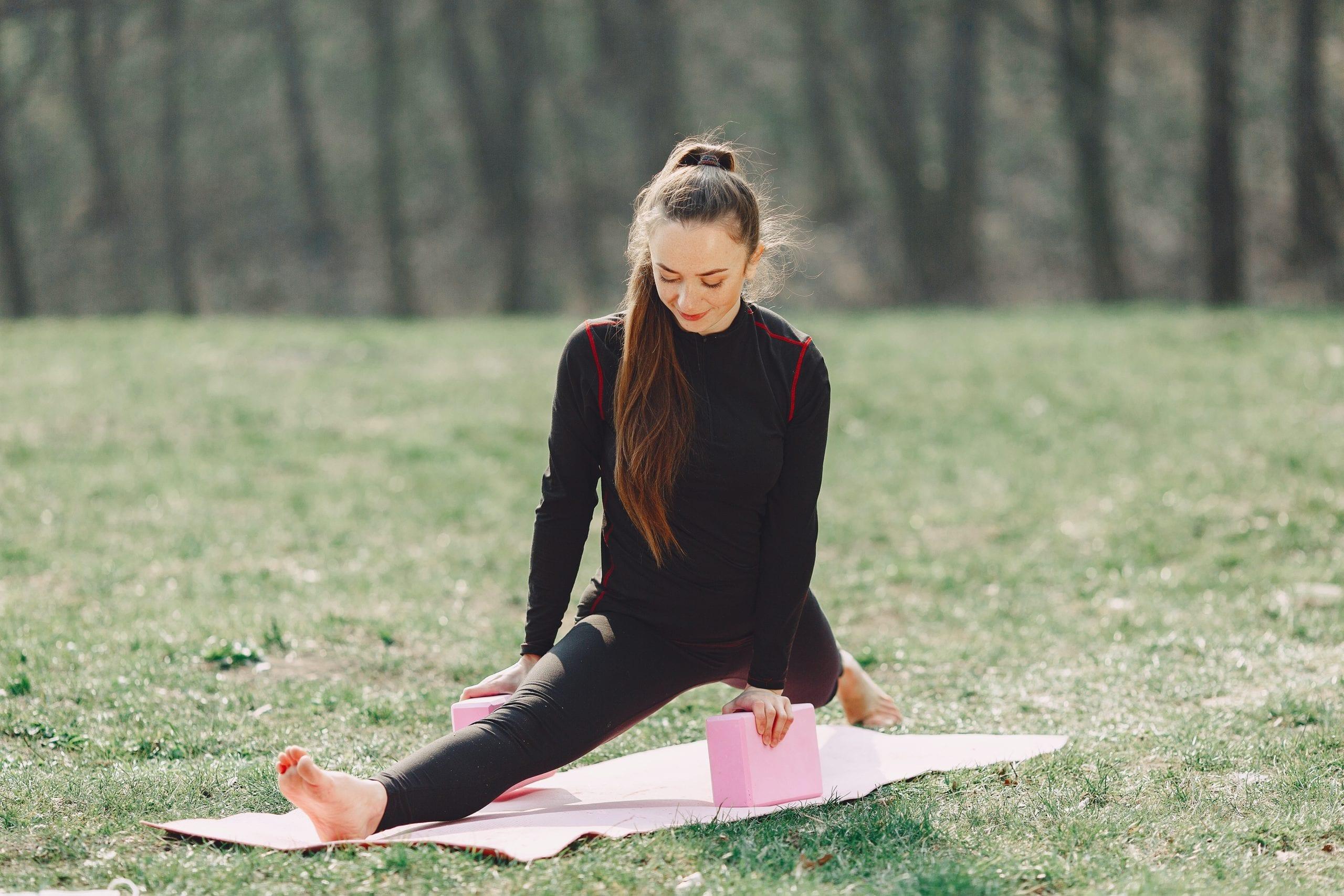 Yogablokk: Dette er de beste blokkene og klossene til yoga
