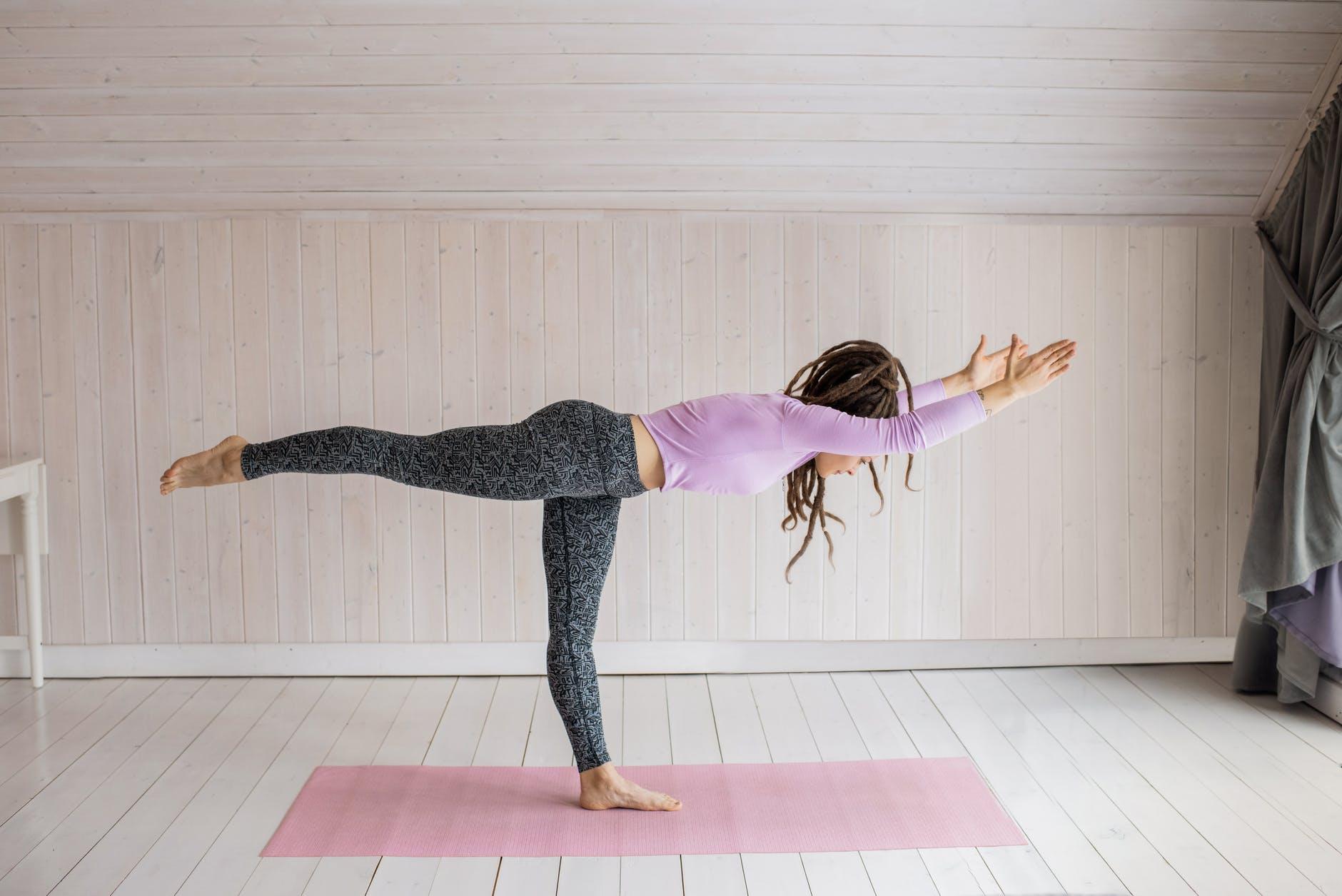 Yogamatte: Dette er de beste yogamattene