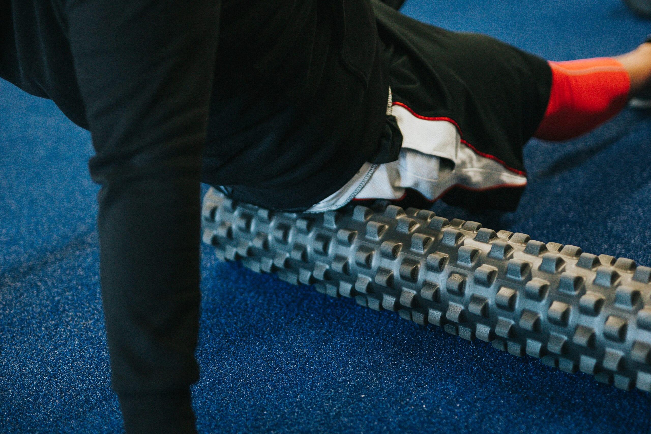Foam Roller: Test av de beste foam rollerne