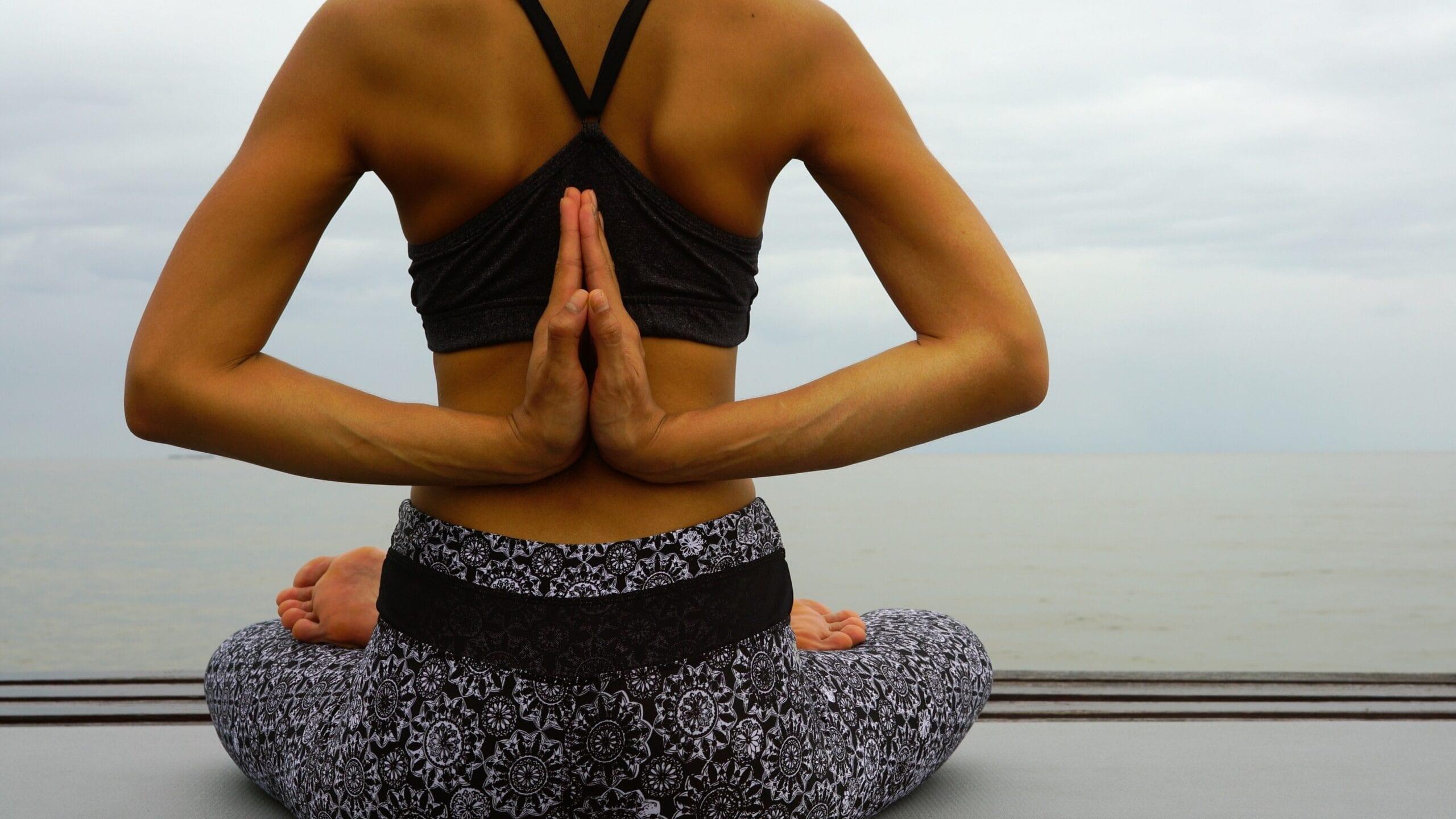 Yogamamma: derfor bør du fortsette med yoga når du blir mamma