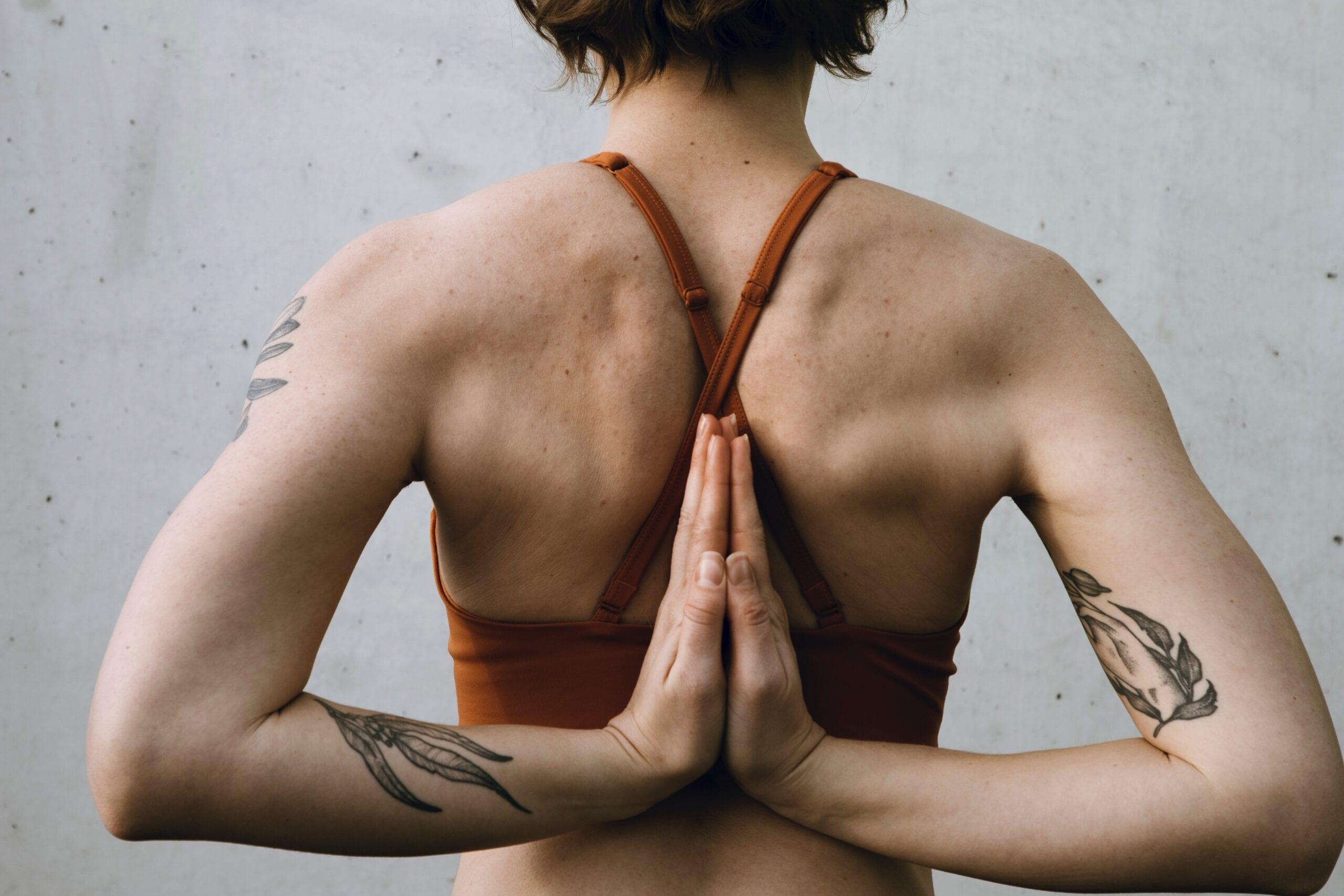Bærekraftige yogaklær