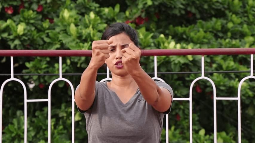 Day 1 of 4 days Bakasana Practice   How to practice Crow Pose  Yoga For Beginners 1 9 screenshot