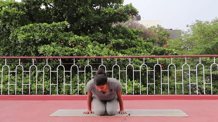 Day 1 of 4 days Bakasana Practice   How to practice Crow Pose  Yoga For Beginners 2 20 screenshot