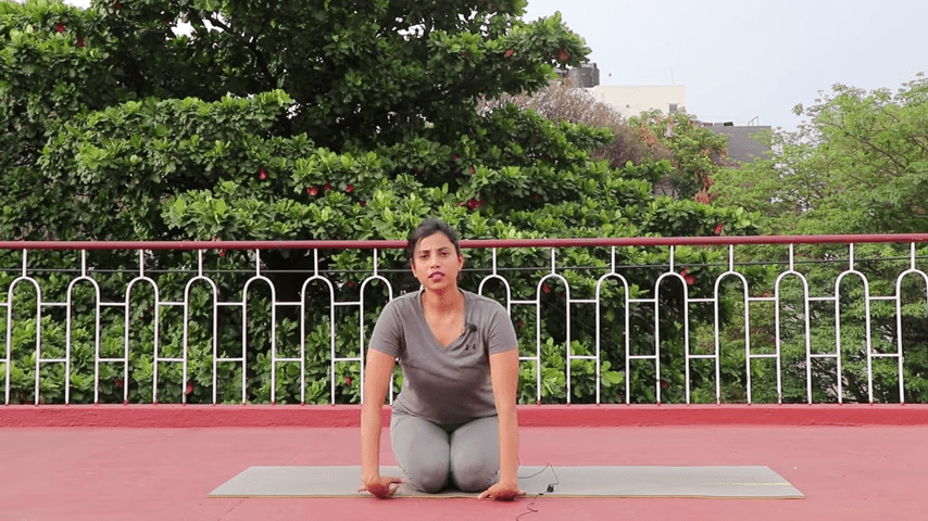 Day 1 of 4 days Bakasana Practice How to practice Crow Pose Yoga For Beginners 2 36 screenshot