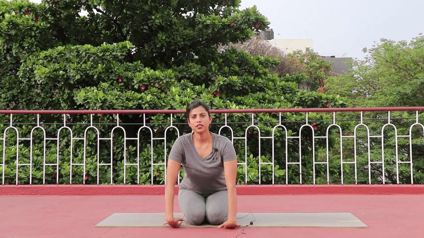 Day 1 of 4 days Bakasana Practice   How to practice Crow Pose  Yoga For Beginners 2 36 screenshot
