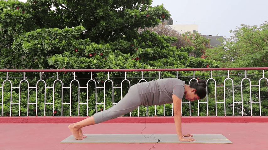 Day 1 of 4 days Bakasana Practice How to practice Crow Pose Yoga For Beginners 3 57 screenshot 1