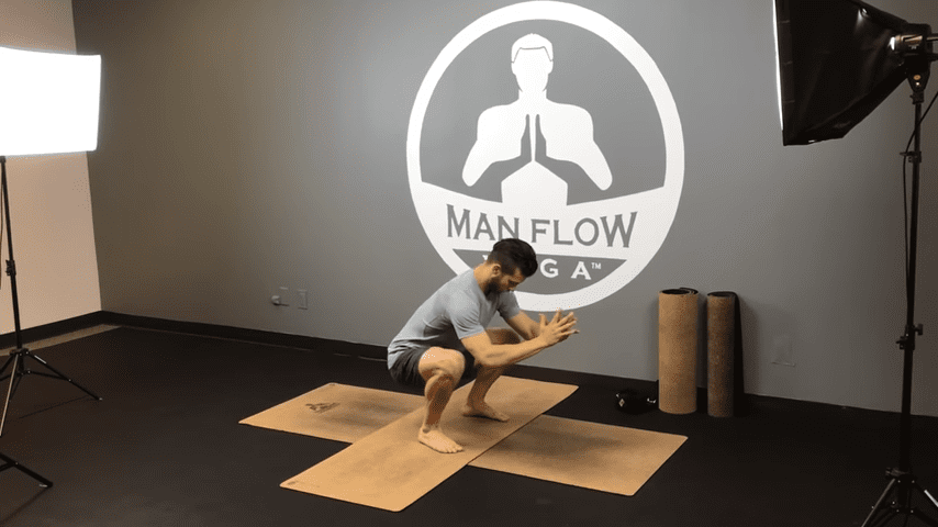 Learn Crow Pose in 5 Minutes yogaformen 1 11 screenshot