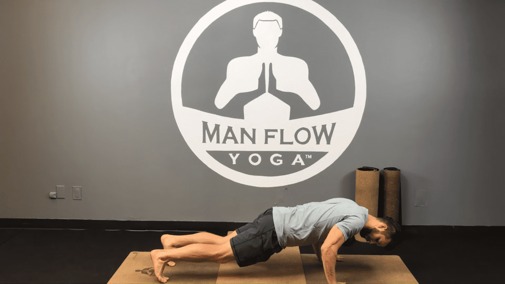 Learn Crow Pose in 5 Minutes yogaformen 2 3 screenshot