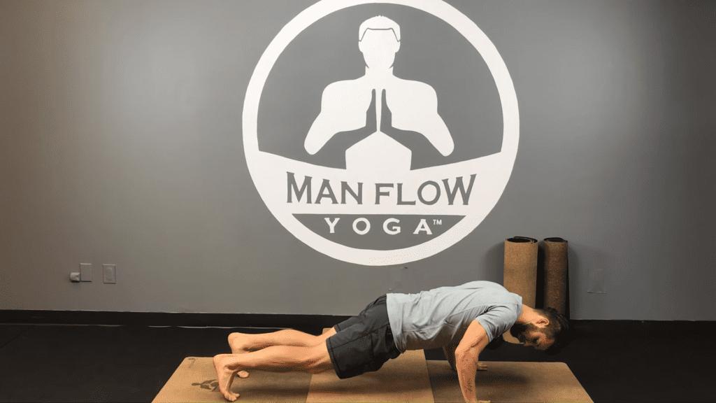 Learn Crow Pose in 5 Minutes   yogaformen 2 3 screenshot