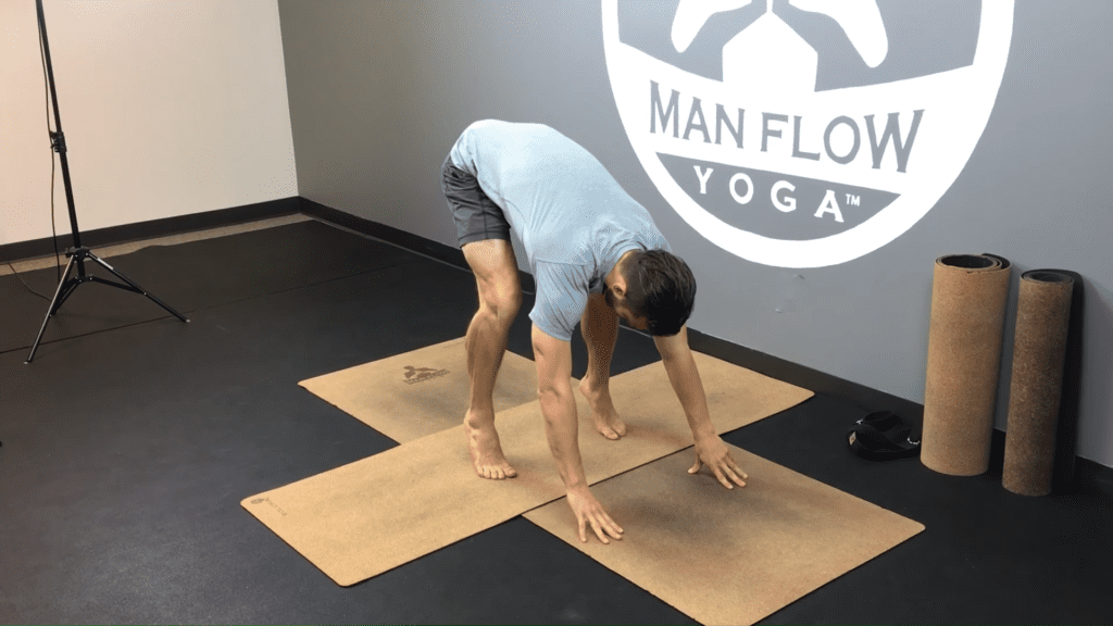 Learn Crow Pose in 5 Minutes yogaformen 2 36 screenshot 1