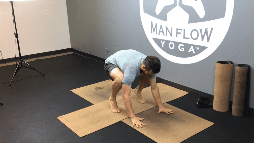 Learn Crow Pose in 5 Minutes yogaformen 2 48 screenshot