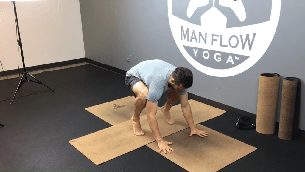 Learn Crow Pose in 5 Minutes   yogaformen 2 48 screenshot