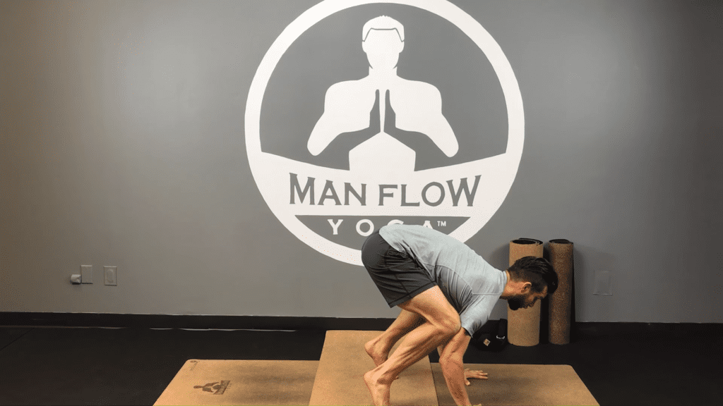 Learn Crow Pose in 5 Minutes yogaformen 3 6 screenshot