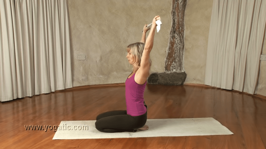 Yoga for Opening the Shoulders 1 24 screenshot