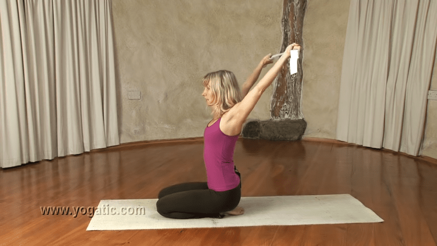 Yoga for Opening the Shoulders 1 29 screenshot