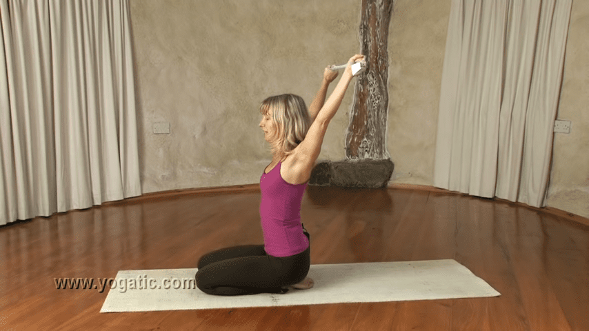 Yoga for Opening the Shoulders 3 18 screenshot