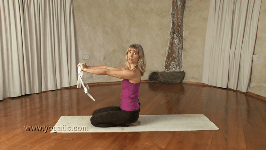 Yoga for Opening the Shoulders 3 58 screenshot