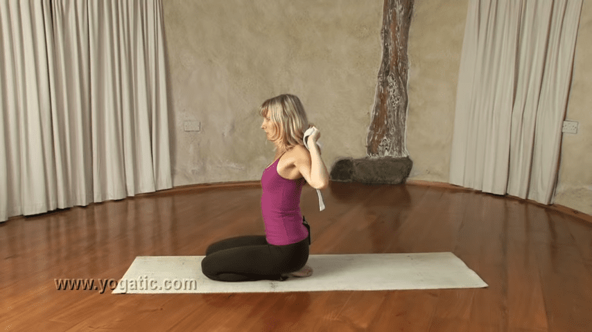 Yoga for Opening the Shoulders 4 16 screenshot