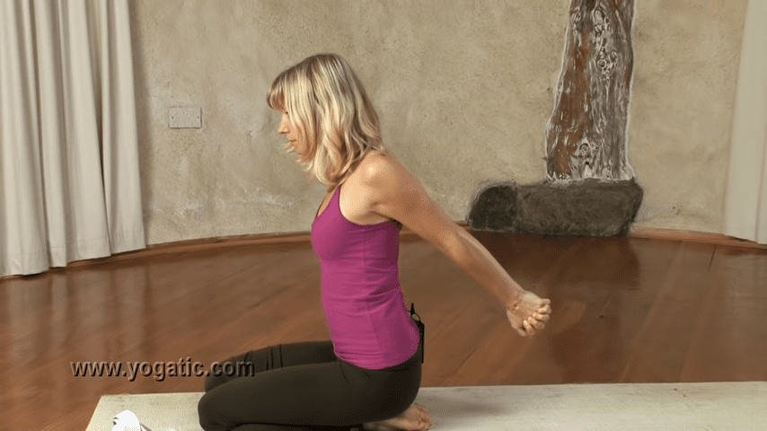 Yoga for Opening the Shoulders 5 31 screenshot