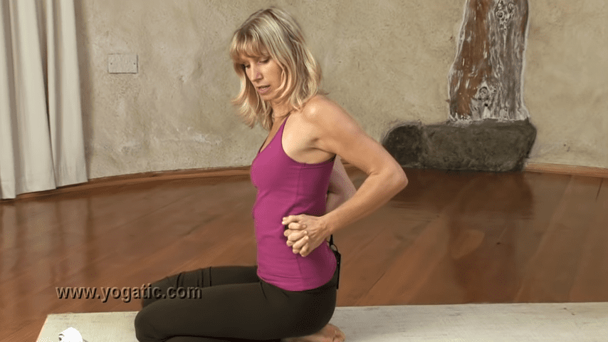 Yoga for Opening the Shoulders 5 48 screenshot
