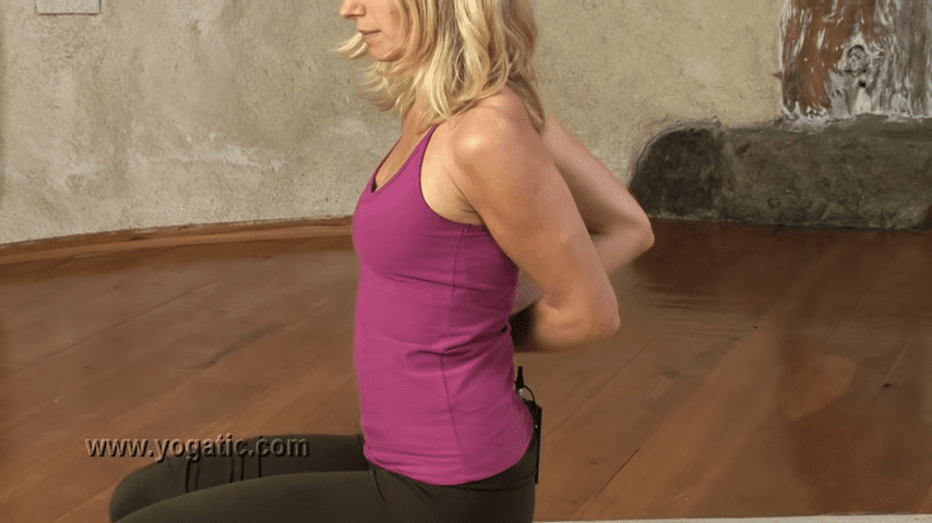 Yoga for Opening the Shoulders 6 9 screenshot