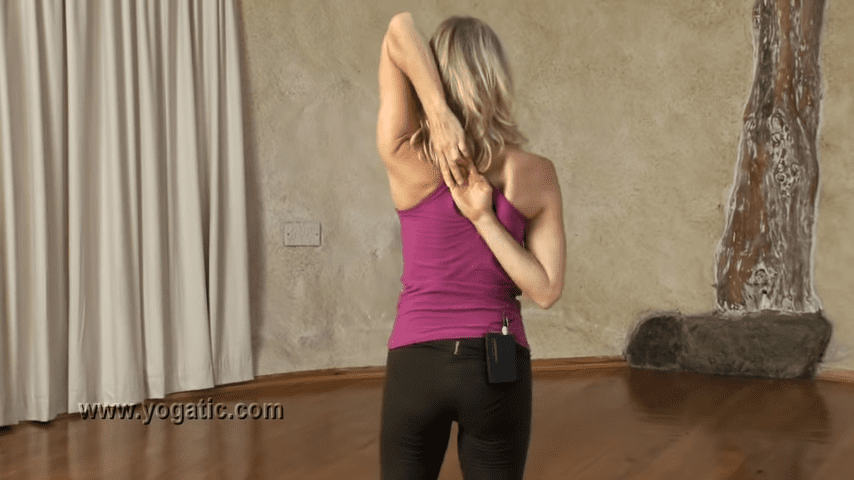 Yoga for Opening the Shoulders 8 18 screenshot 1