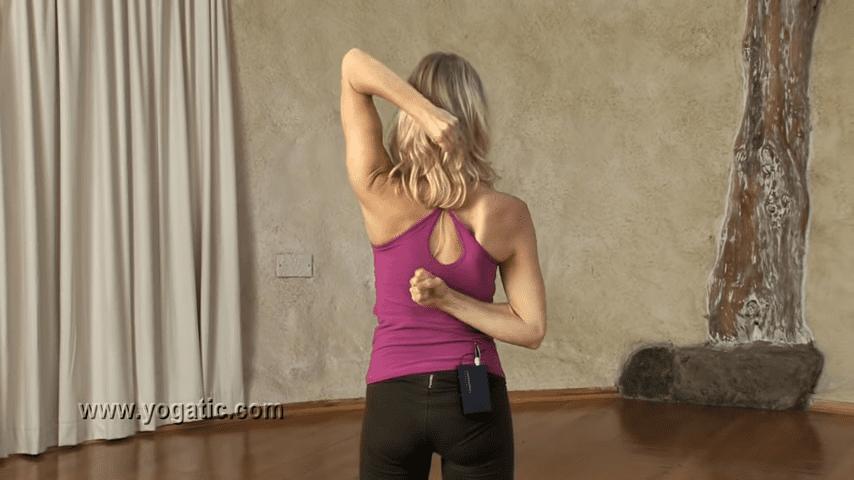 Yoga for Opening the Shoulders 8 20 screenshot