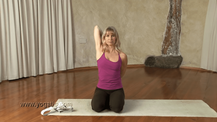 Yoga for Opening the Shoulders 9 12 screenshot