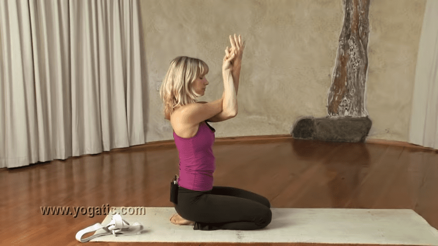 Yoga for Opening the Shoulders 9 59 screenshot