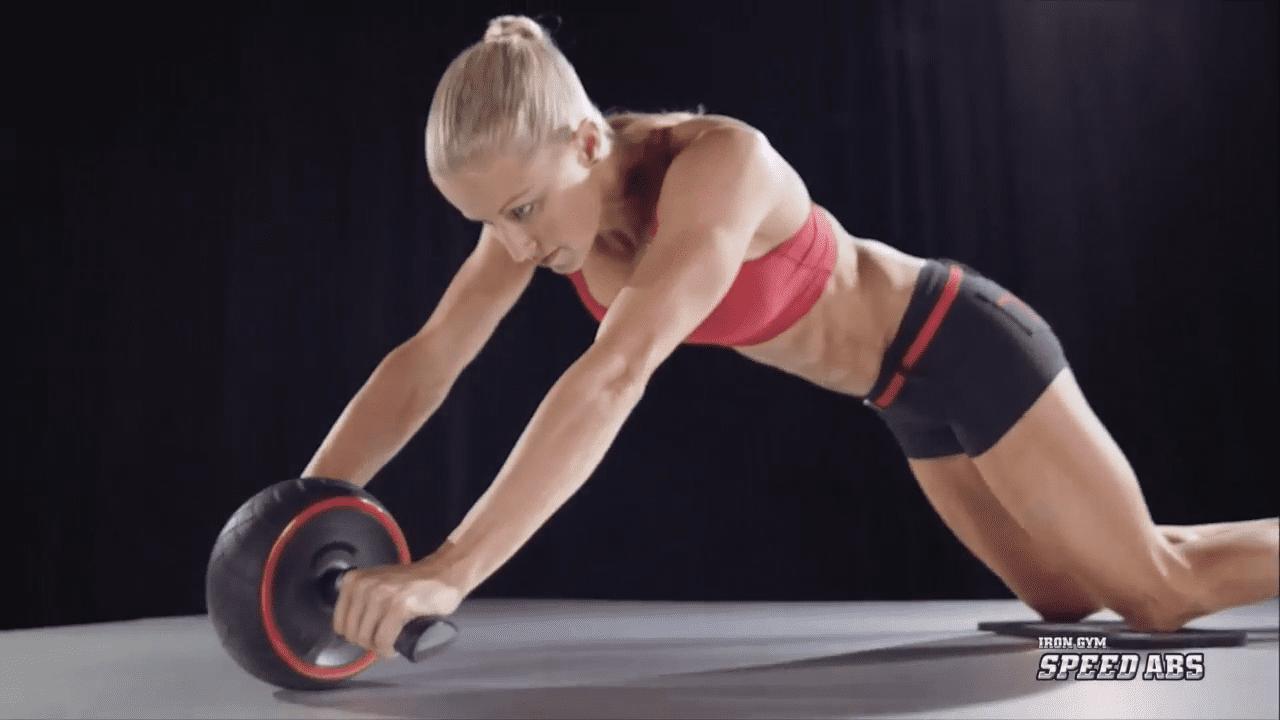 Magehjul: 5 treningshjul for markerte magemuskler