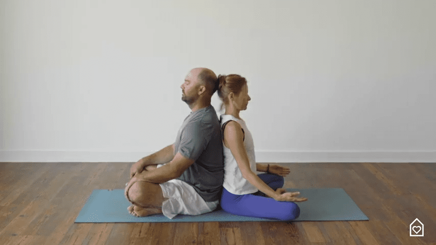 Couples Yoga Guided Instructions Date Night In Box 1 16 screenshot