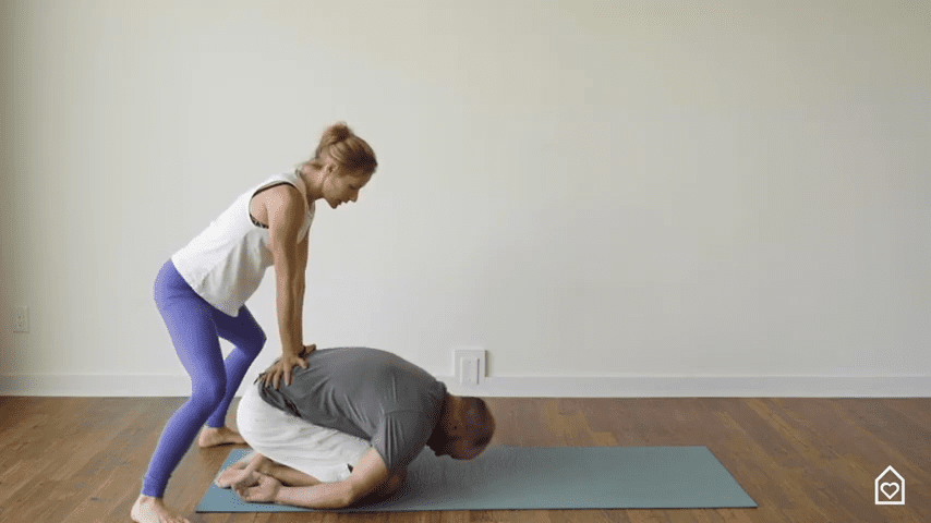 Couples Yoga Guided Instructions Date Night In Box 18 13 screenshot 1