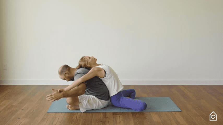Couples Yoga Guided Instructions Date Night In Box 20 23 screenshot