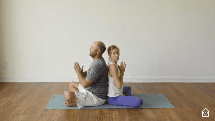 Couples Yoga Guided Instructions Date Night In Box 21 10 screenshot