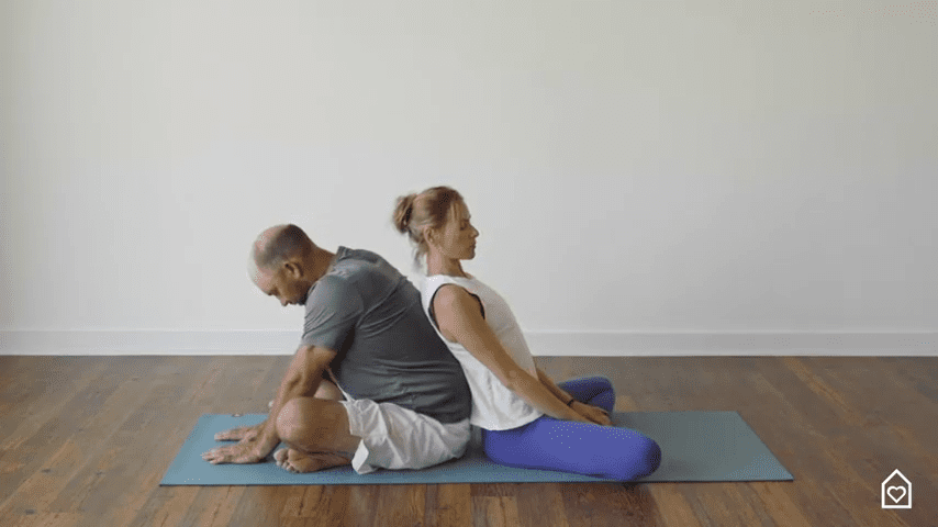 Couples Yoga Guided Instructions Date Night In Box 5 59 screenshot