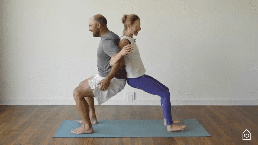 Couples Yoga Guided Instructions Date Night In Box 8 41 screenshot