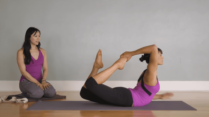 Hatha Yoga Big Toe Bow Pose Padangustha Dhanurasana 0 49 screenshot