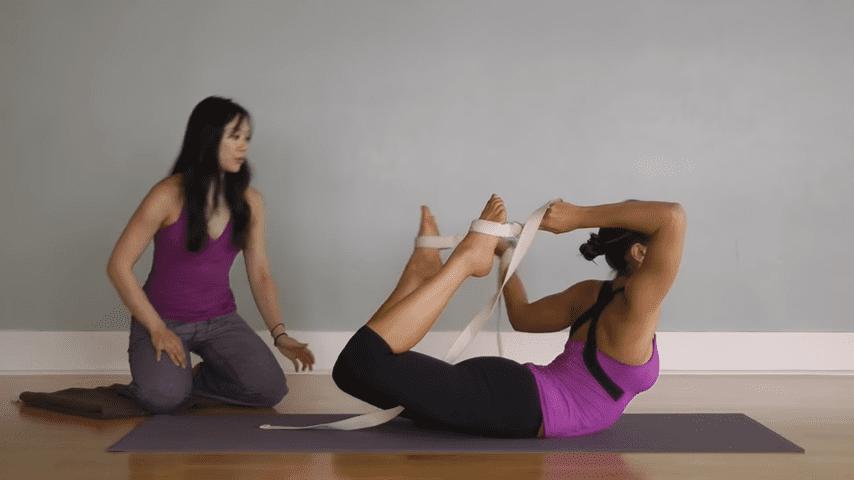 Hatha Yoga Big Toe Bow Pose Padangustha Dhanurasana 1 41 screenshot