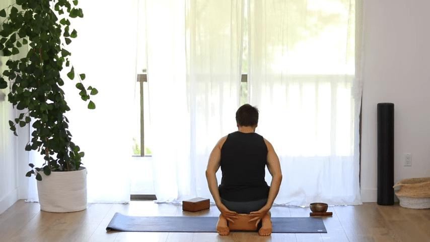 The Top 5 Poses Lotus Pose Mobility Learn to Sit in Padmasana Full Lotus   Yoga With Tim 1 56 screenshot