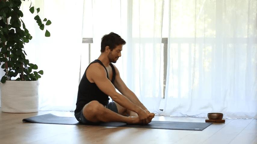 The Top 5 Poses Lotus Pose Mobility Learn to Sit in Padmasana Full Lotus   Yoga With Tim 3 0 screenshot