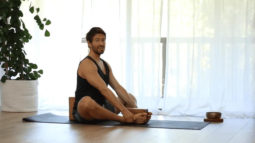 The Top 5 Poses Lotus Pose Mobility Learn to Sit in Padmasana Full Lotus   Yoga With Tim 5 1 screenshot