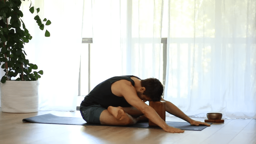 The Top 5 Poses Lotus Pose Mobility Learn to Sit in Padmasana Full Lotus   Yoga With Tim 6 21 screenshot
