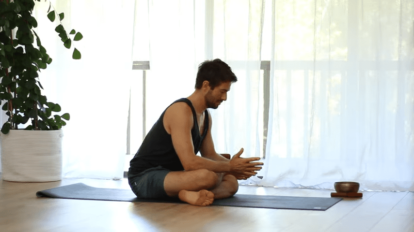 The Top 5 Poses Lotus Pose Mobility Learn to Sit in Padmasana Full Lotus   Yoga With Tim 6 38 screenshot