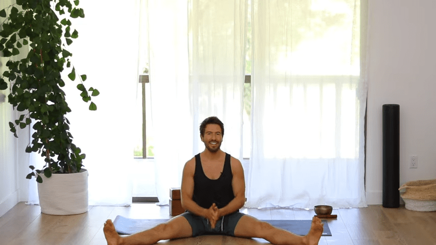 The Top 5 Poses Lotus Pose Mobility Learn to Sit in Padmasana Full Lotus   Yoga With Tim 7 57 screenshot