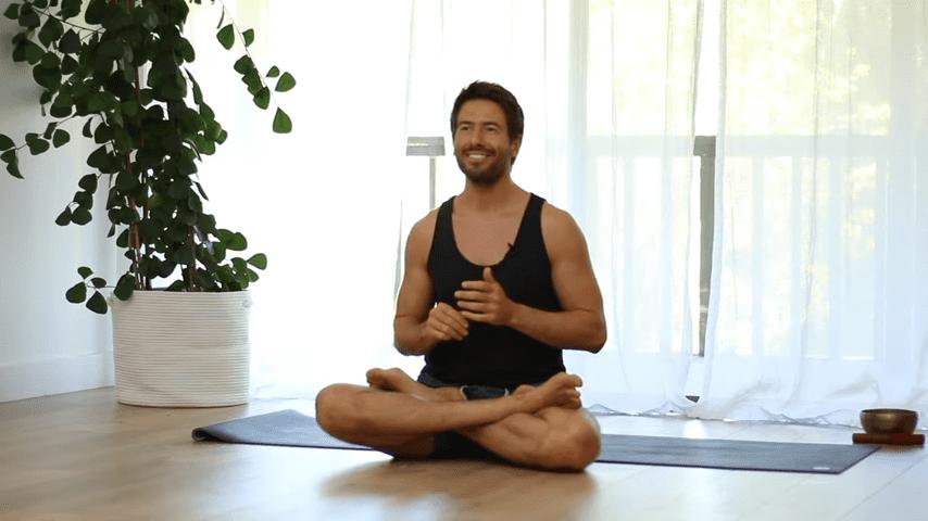 The Top 5 Poses Lotus Pose Mobility Learn to Sit in Padmasana Full Lotus   Yoga With Tim 8 52 screenshot