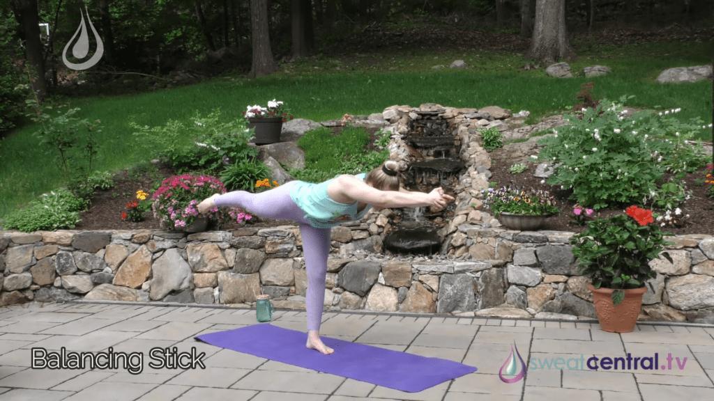 Bikram Yoga Class 30 Minutes. All 26 Bikram Yoga Postures 10 44 screenshot