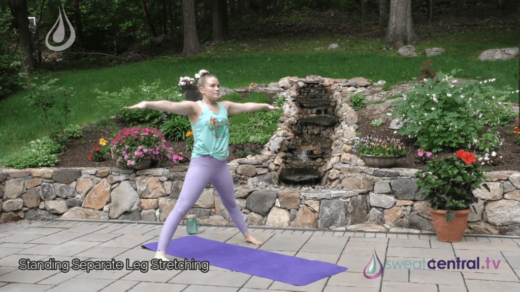 Bikram Yoga Class 30 Minutes. All 26 Bikram Yoga Postures 10 59 screenshot