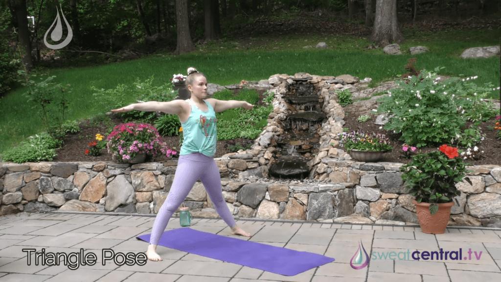 Bikram Yoga Class 30 Minutes. All 26 Bikram Yoga Postures 11 42 screenshot