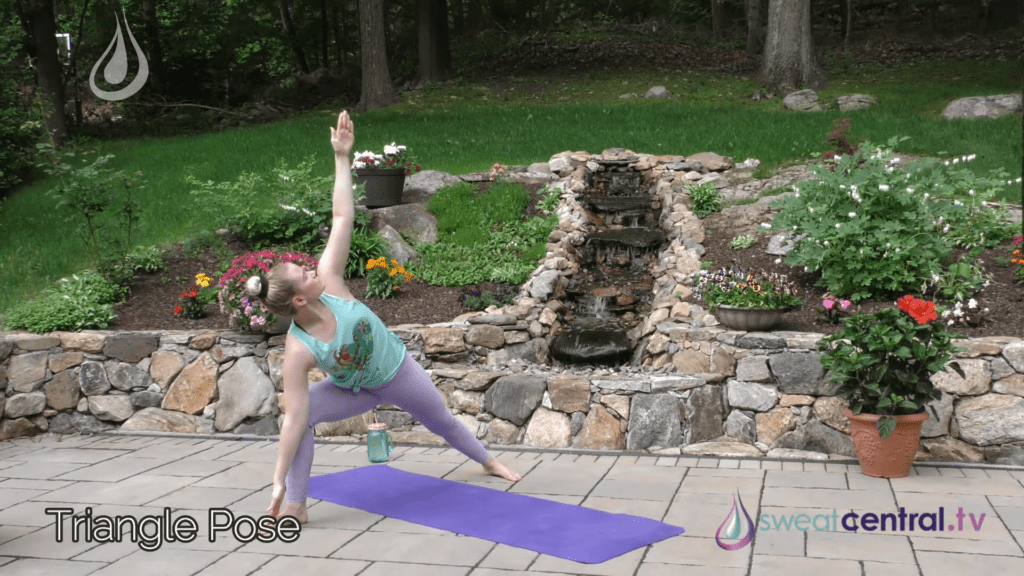 Bikram Yoga Class 30 Minutes. All 26 Bikram Yoga Postures 11 58 screenshot
