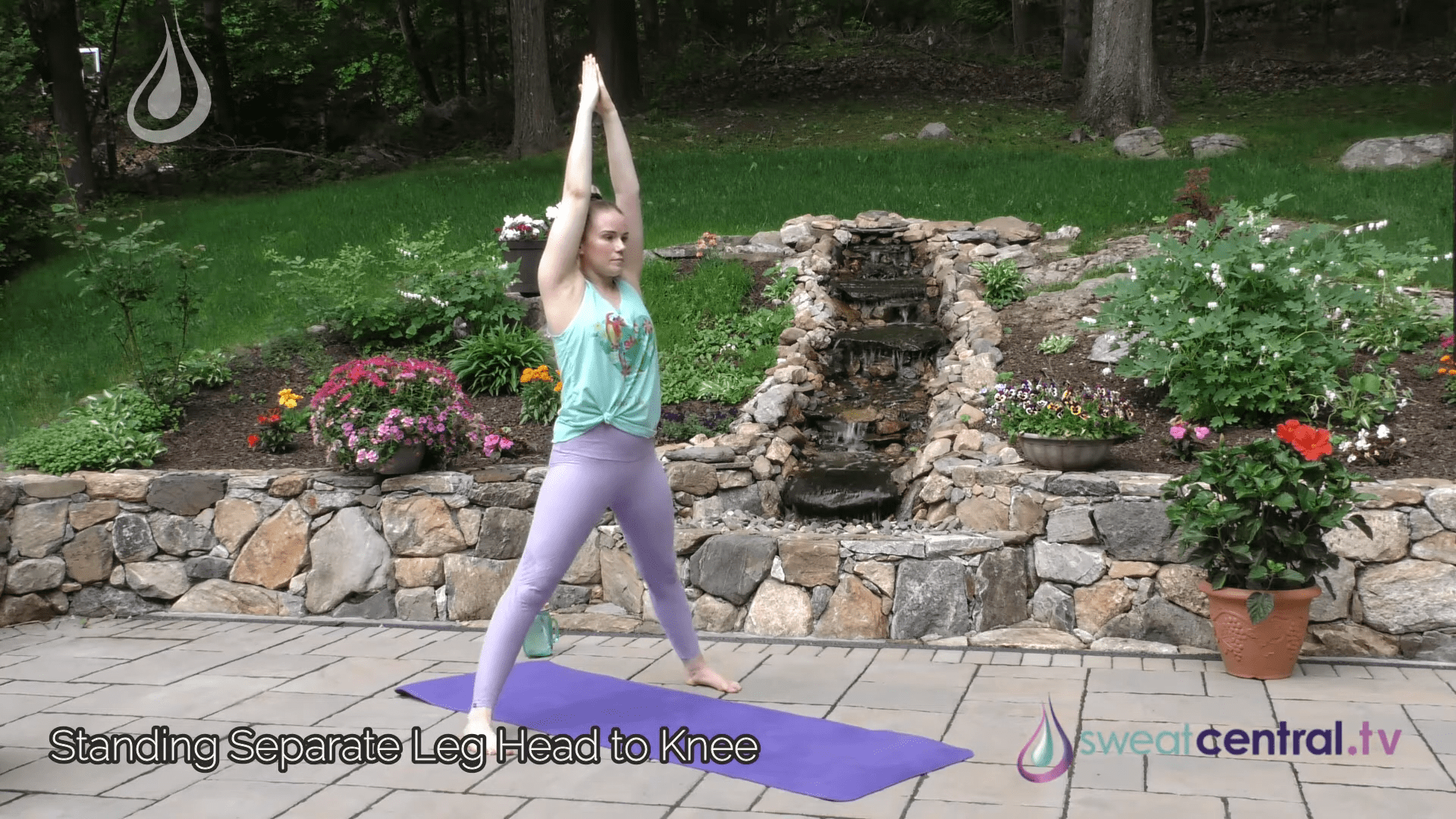 Bikram Yoga Class 30 Minutes. All 26 Bikram Yoga Postures 12 57 screenshot